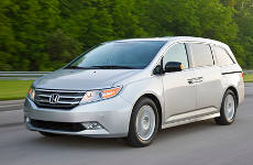 Авточасти за японски и корейски автомобили: Honda Odyssey – специално за американския пазар