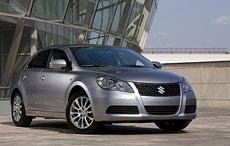 Авточасти за японски и корейски автомобили: Suzuki Kizashi – високият клас