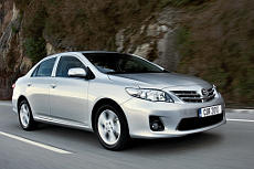 Авточасти за японски и корейски автомобили: Нов дизайн и за Toyota Corolla