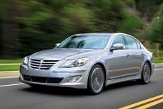 Авточасти за японски и корейски автомобили: Hyundai Genesis седан от висок клас