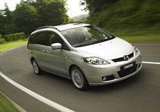 Авточасти за японски и корейски автомобили: Новата Мазда 5