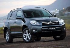 Авточасти за японски и корейски автомобили: Toyota RAV4 - Маската на самурая