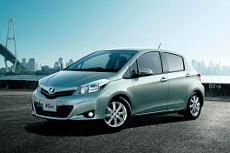 Авточасти за японски и корейски автомобили: Toyota Yaris 3