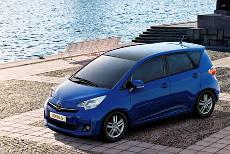 Авточасти за японски и корейски автомобили: Новото поколение Toyota Verso-S